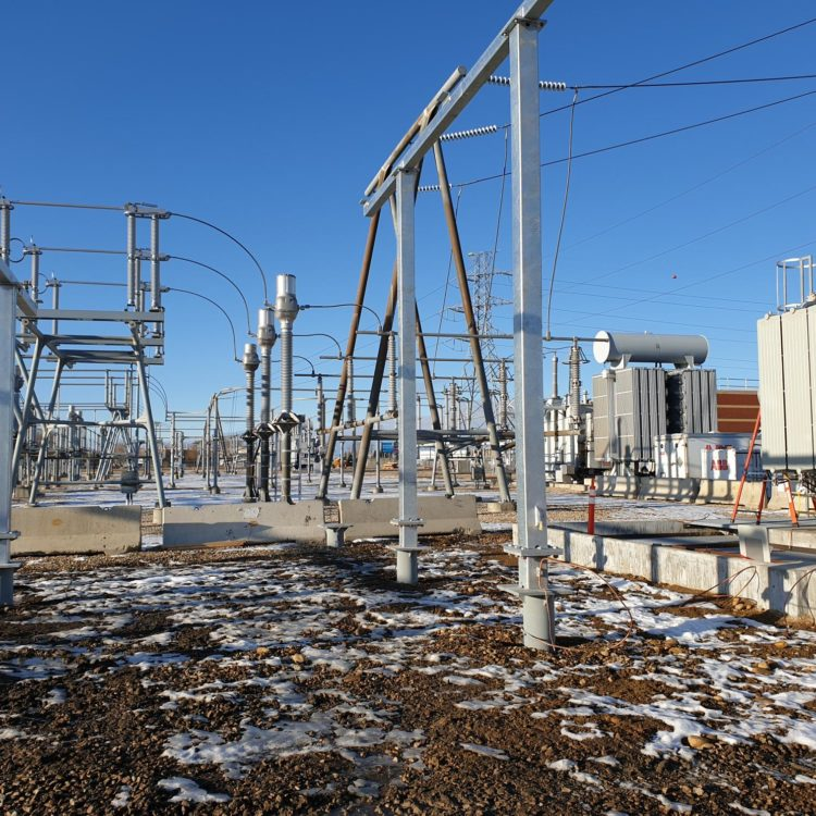 Dome Substation
